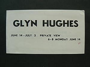 Glyn Hughes. New Vision Centre Gallery, June: HUGHES, GLYN.
