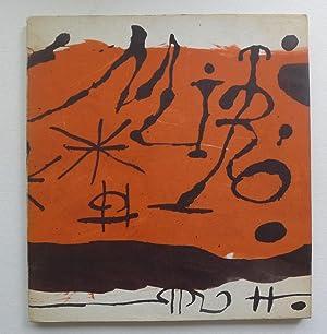 Joan Miró. Marlborough Fine Art Limited, Spring 1966.: MIRÓ, JOAN.