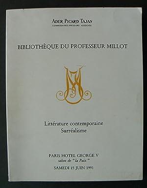 Catalogue de la vente aux enchères de: SURREALISM.