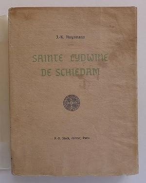 Saint Lydwine de Schiedam.: HUYSMANS, J.-K.