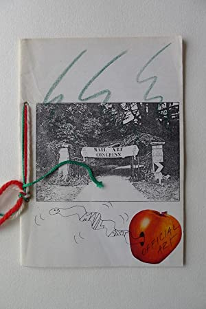 A Record of the Mail-Art Congress, Villorba: MAIL ART.