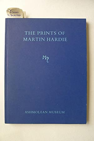 The Prints of Martin Hardie. Edited from: HARDIE, MARTIN.
