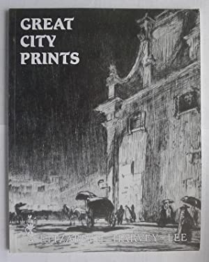 Great City Prints. An invitation to a: HARVEY-LEE, ELIZABETH.