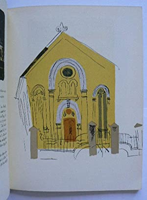 John Piper as a Topographical Illustrator by S.John Woods. Image: a Quarterly of the Visual Arts. ...