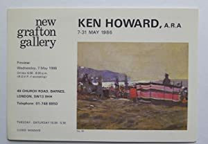 Ken Howard, A.R.A. New Grafton Gallery, 7-31: HOWARD, KEN.