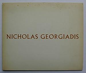 Nicholas Georgiadis. Paintings. Hamilton Galleries, June 9-July 3 1965.: GEORGIADIS, NICHOLAS.
