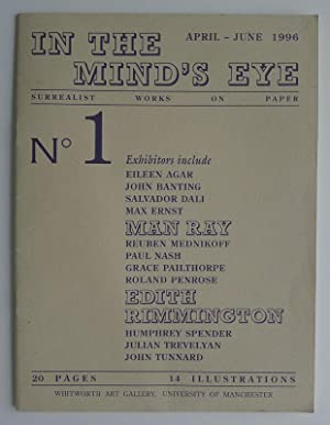 In The Mind's Eye. Surrealist Works on: SURREALISM.