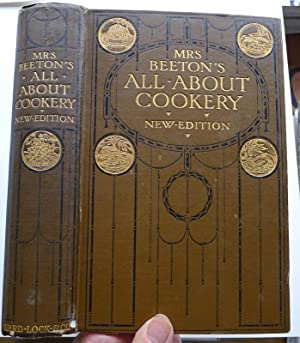 Mrs Beeton's All -About Cookery. New Edition.