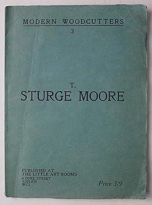 T. Sturge Moore: Modern Woodcutters No 3.: STURGE MOORE, T.
