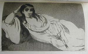 Manet. Illustrations d'apres les originaux et gravures: BAZIRE, EDMOND.