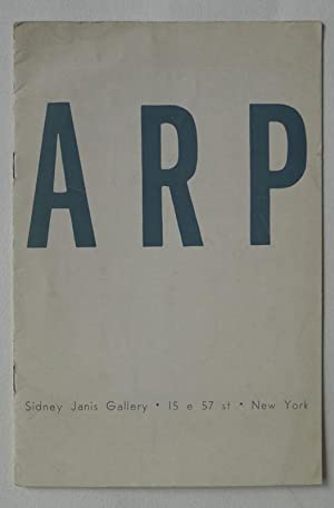 10 Paintings by Sophie Taeuber-Arp; 6 Paintings: ARP, JEAN. TAUBER-ARP,