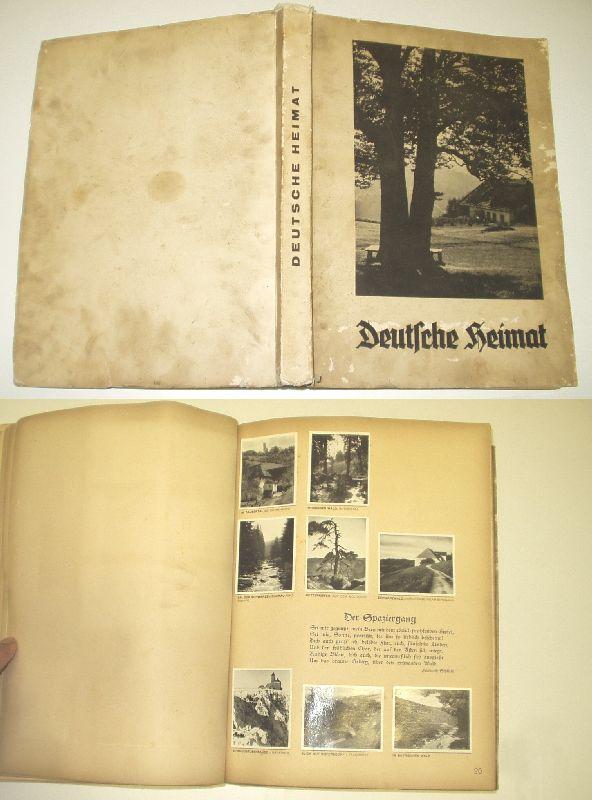 Deutsche Heimat - Eine Sammlung von 288: herausgegeben von Zigarettenfabrik