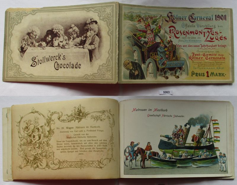 Neues Wilhelm Busch Album: Wilhelm Busch