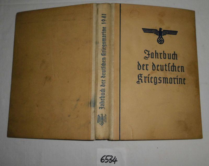 jahrbuch der deutschen kriegsmarine von gadow. Black Bedroom Furniture Sets. Home Design Ideas