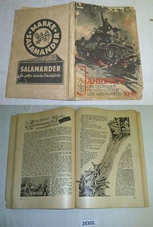 Jahrbuch der deutschen Frontsoldaten und Kriegsopfer 1940: Herausgeber: reichskriegsopferführer Hanns