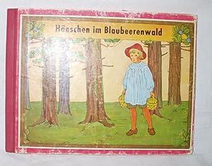 Hänschen im Blaubeerenwald: Karsten Brandt, Elsa