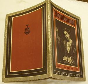 Rembrandt Harmensz van Rijn - Meisterbildnisse: unbekannt