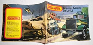 Matchbox Sammler Katalog 1982/83: Lesney Products &