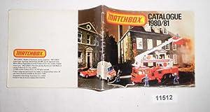 Matchbox Catalogue 1980/81 (Katalog): Lesney Products &