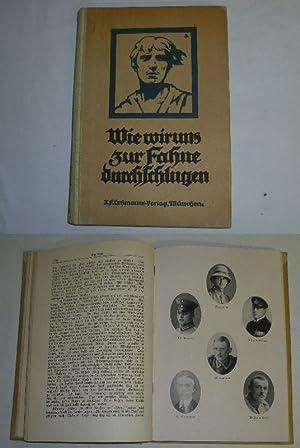 Wie wir uns zur Fahne durchschlugen -: herausgegeben von Gustav