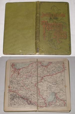 Justus Perthes' Taschen-Atlas: Hermann Habe nicht