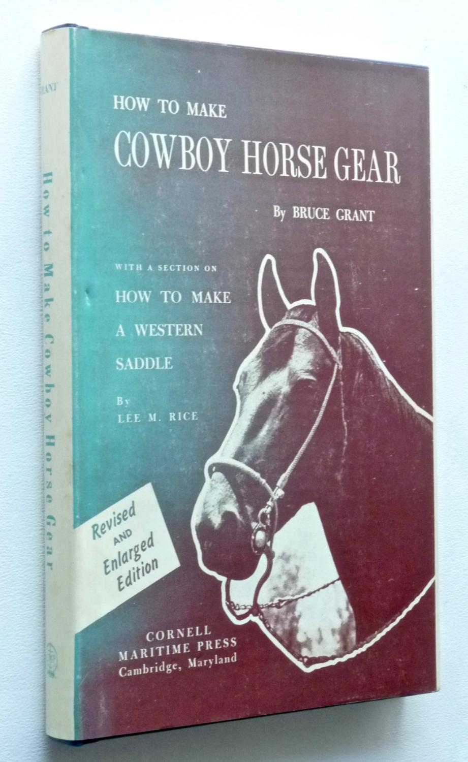 How To Make Cowboy Horse Gear Book
