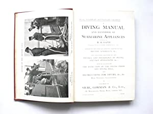 A DIVING MANUAL AND HANDBOOK OF SUBMARINE APPLIANCES (2nd Ed): Robert H. Davis