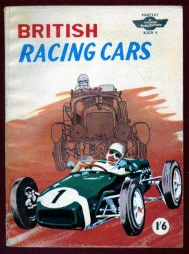 BRITISH RACING CARS - A Micron Minitext