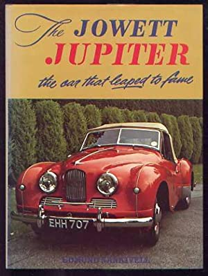 THE JOWETT JUPITER: The Car That Leaped: Nankivell, Edmund