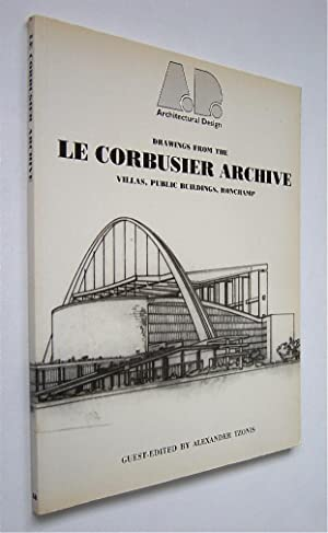 DRAWINGS FROM THE LE CORBUSIER ARCHIVE -: Guest-Edited By Alexander