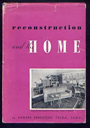 RECONSTRUCTION AND THE HOME
