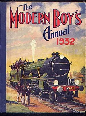 The Modern Boy's Annual 1932