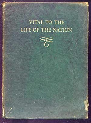 VITAL TO THE NATION - A Historical: Noble, Dudley and