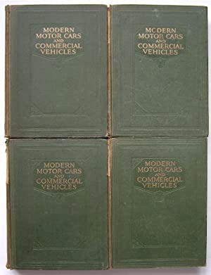 MODERN MOTOR CARS and COMMERCIAL VEHICLES -: Judge, Arthur W.