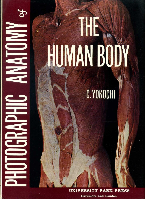 Photographic Anatomy of the Human Body by Yokochi, Chihiro ...