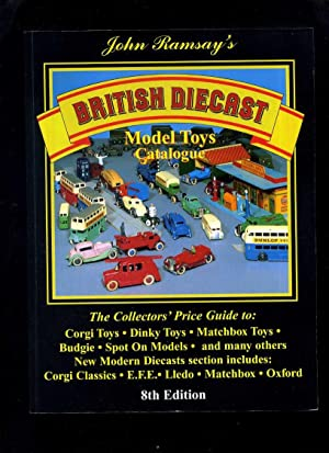 John Ramsay's British Diecast Model Toys Catalogue: Ramsay, John
