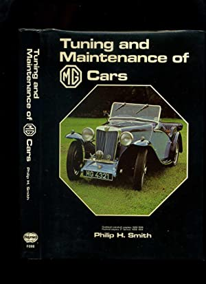 Tuning and Maintenance of MG Cars