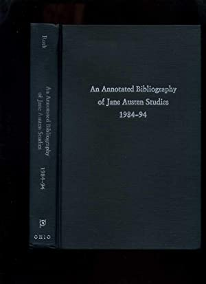 An Annotated Bibliography of Jane Austen Studies 1984-94
