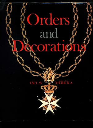 Orders and Decorations: Mericka, Vaclav