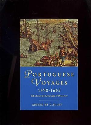 Portuguese Voyages 1498-1663: Ley, C D