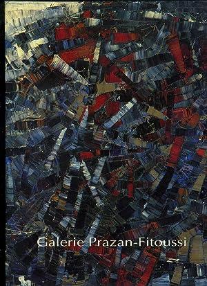 Galerie Prazan-Fitoussi; 10 Oeuvres Majeures De L'Art Abstrait Des Annees 50s: Xuriguera, ...