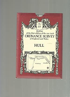 Ordnance Survey Map: Hull Sheet 23 (Facsimile of 1st edition)
