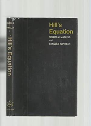 Hill's Equation
