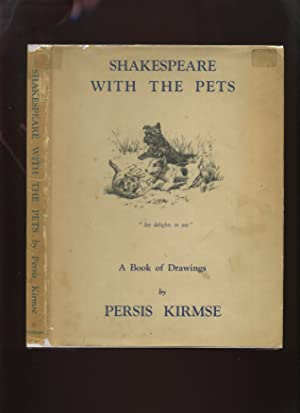 Shakespeare with the Pets, a Book of Drawings