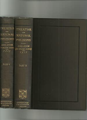 Treatise on Natural Philosophy 2 Volumes