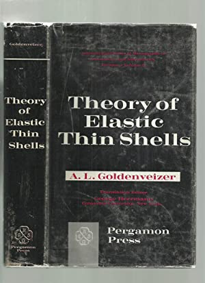 Theory of Elastic Thin Shells