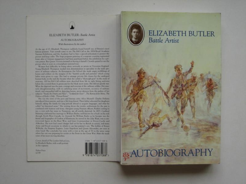 Elizabeth Butler, battle artist: