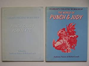 The world of Punch & Judy, and,: Adams, Anthony &