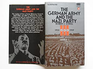 German army and the Nazi party, 1933: O'Neill, Robert J.