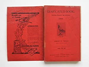 Diary, stud book: training register and almanac: Squills
